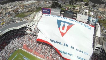 (COMUNICADO) La solidaridad de Liga de Quito ante las amenazas hacia Diego Lara