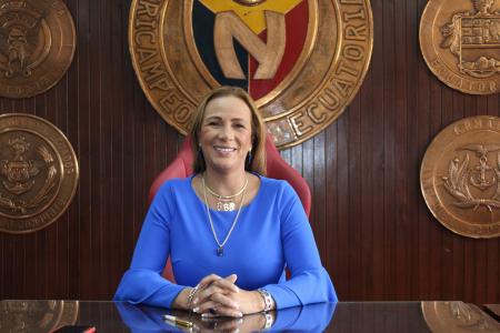 Lucía Vallecilla aseguró en febrero: ''Si El Nacional no asciende este año, me voy''