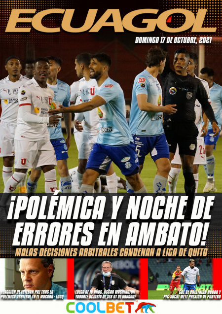 Exceso de polémicas en la victoria de Macará frente a Liga de Quito