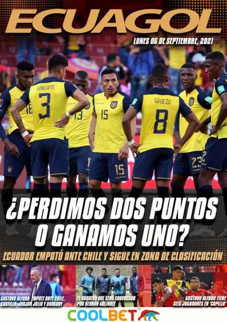 (VIDEO) Ecuador igualó sin goles ante Chile en Quito