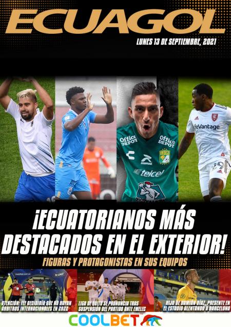 ¡Ecuatorianos más destacados en el Exterior!