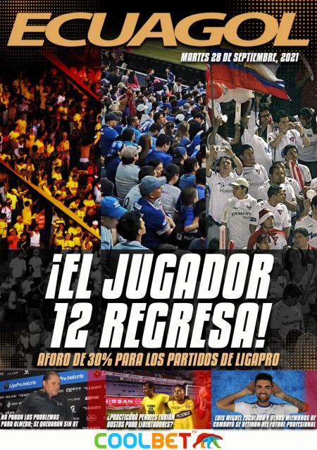 ¡EL JUGADOR 12 REGRESA!