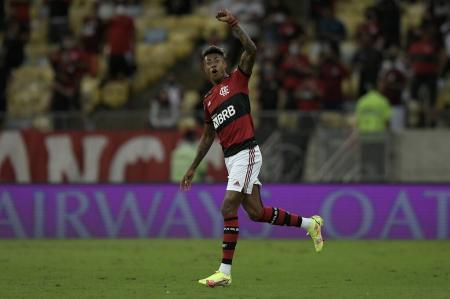 (VIDEO) El segundo gol que liquidó la serie entre Flamengo y Barcelona