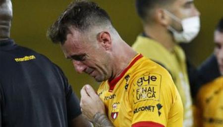 (VIDEO) Hernán Galíndez explicó el motivo de las lágrimas de Damián Díaz