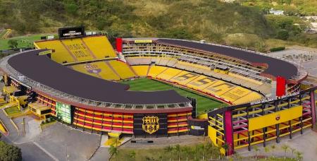 Conmebol publica video de Guayaquil como previa para el choque entre Barcelona y Flamengo