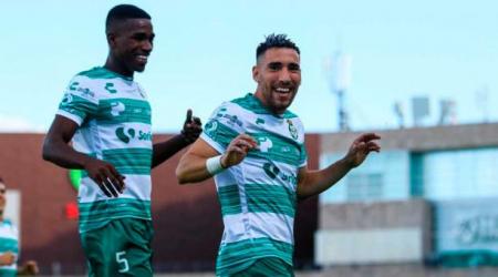 (VIDEO) Santos Laguna venció por la mínima a Mazatlán la Liga MX