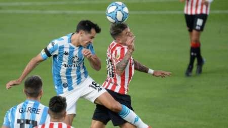 (VIDEO) Racing y Estudiantes igualaron en el fútbol argentino