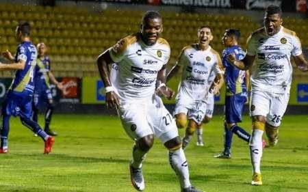 (VIDEO) Jonathan Betancourt reaparece con gol para Dorados
