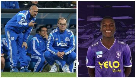(FOTO) Moisés Caicedo tiene nuevo entrenador en Beerschot