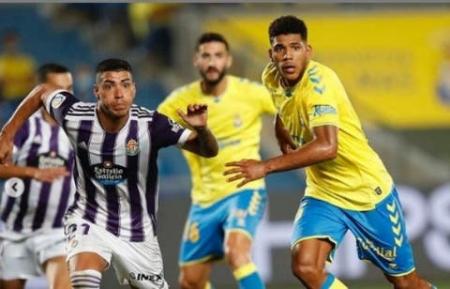 (VIDEO) Las Palmas de Erick Ferigra derrotó a Ponferradina de Kike Saverio