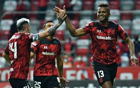 (VIDEO) Michael Estrada fue titular en la victoria de Toluca ante América