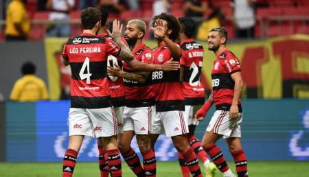 Flamengo tiene dos bajas confirmadas y una duda para recibir a Barcelona