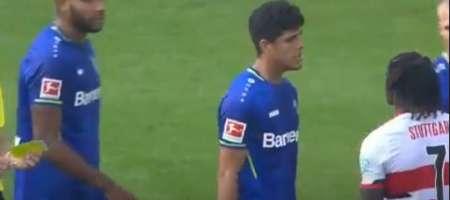 (VIDEO) Piero Hincapié debutó en la Bundesliga con un triunfo del Bayer Leverkusen