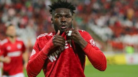 (VIDEO) Doblete de Jordy Caicedo en la Copa de Bulgaria