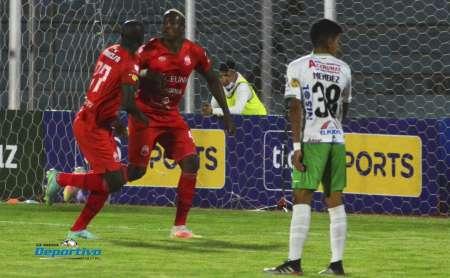 (VIDEO) Kevin Mina sigue en racha y nuevamente marcó en el empate de Guabirá