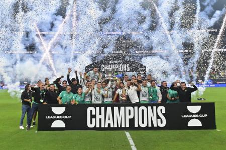 (VIDEO) León se coronó campeón de la Leagues Cup con un doblete de Ángel Mena