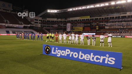 (VIDEO) Modelo de juego: Liga de Quito vs Emelec análisis