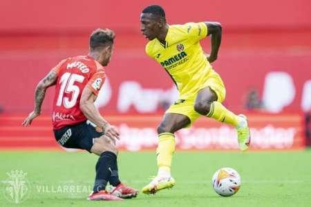 (VIDEO) Pervis Estupiñán fue titular en el empate del Villarreal