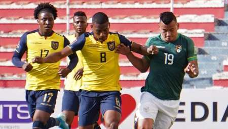 (FOTO) Bolivia anuncia sus convocados para medir a Ecuador en Eliminatorias