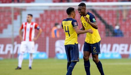Dos ecuatorianos en el once ideal de la triple fecha de eliminatorias