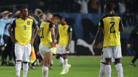 El ranking FIFA que deja mal parado a Ecuador