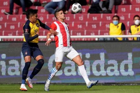 (FOTO) Luis Amarilla publica mensaje por su debut con Paraguay
