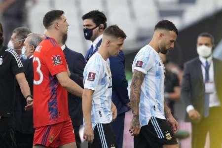 La FIFA emite un comunicado por la suspensión del partido entre Brasil y Argentina