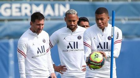 (FOTO) La foto de Neymar que silencia rumores en Paris
