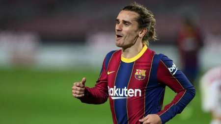 (FOTO) Así se despidió Antoine Griezmann del FC Barcelona