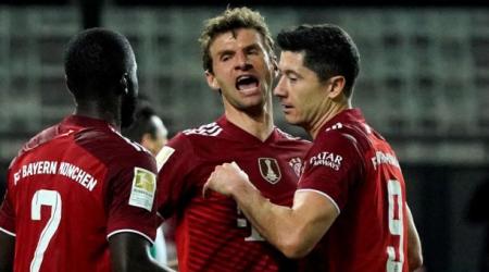 (VIDEO) Bayern nuevamente ganó en la Bundesliga, pero Lewandowski cortó una tremenda racha