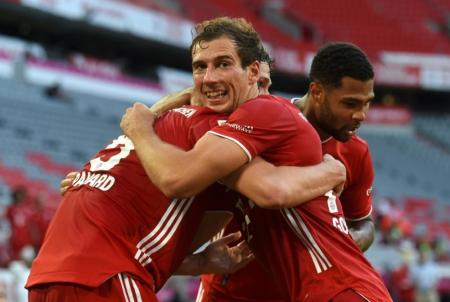 (VIDEO) Bayern Munich anuncia la renovación de una de sus estrellas