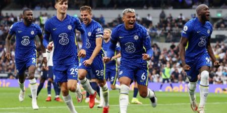 (VIDEO) Chelsea goleó a Tottenham y se sube a la cima de la Premier League