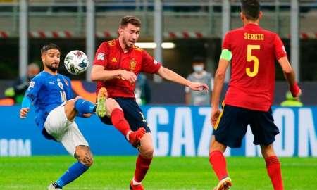 (VIDEO) España acabó con el invicto de Italia y clasificó a la final de la Nations League