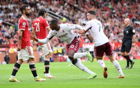 (VIDEO) Aston Villa dio el golpe en Old Trafford y derrotó a Manchester United