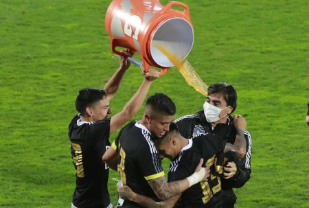 (VIDEO) Gustavo Quinteros, campeón de la Copa Chile con Colo Colo