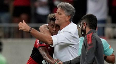 El DT de Flamengo podría convertirse en una leyenda de la Libertadores tras el partido ante Barcelona