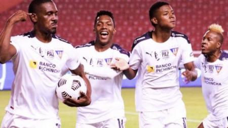 Todas las bajas de Liga de Quito