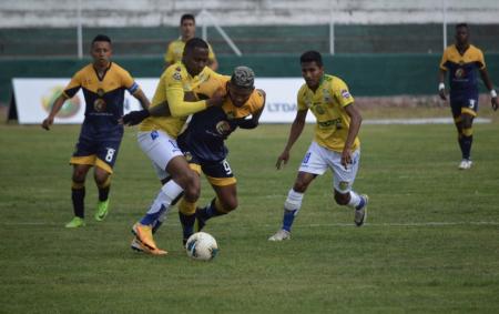 Chacaritas cortó la buena racha de Gualaceo en la Serie B