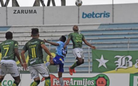 En duelo de penales, Orense venció sobre el final a Macará