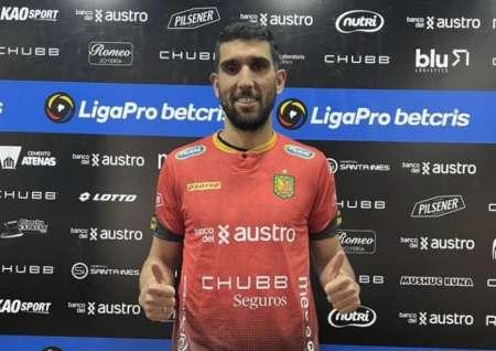 (VIDEO) Muriel Orlando se despide de Deportivo Cuenca luego de tres meses