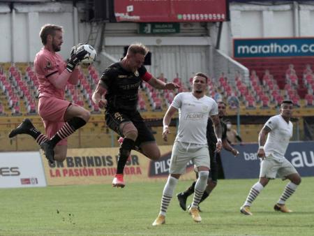 Deportivo Cuenca sorteó una nueva suspensión y fue habilitado para enfrentar a Barcelona