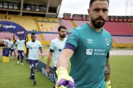 Hernán Galíndez reveló qué equipo quiere que gane la Libertadores