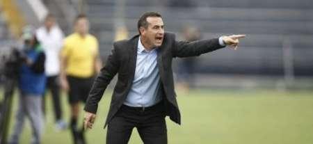 Sanguinetti, DT del Cuenca, fue expulsado y realizó una fuerte acusación contra el árbitro