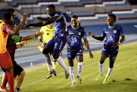 Guayaquil Sport derrotó a Liga de Portoviejo