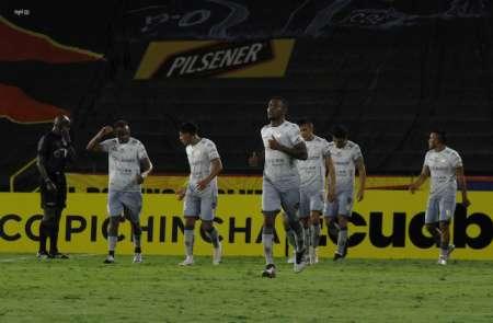 Baja por lesión en Deportivo Cuenca