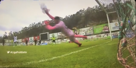 (VIDEO) Así fue la tapada de Silva en el tiro penal