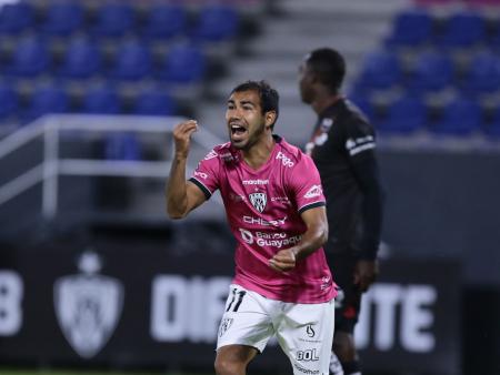 (VIDEO) El gol legítimo de Junior Sornoza que fue anulado ante Técnico Universitario