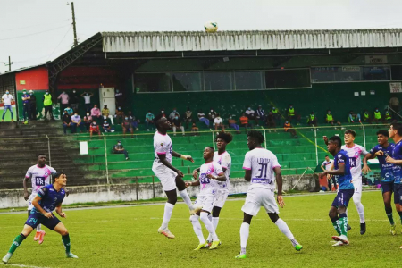 Atlético Santo Domingo y Guayaquil Sport dividieron honores