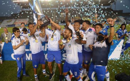 (VIDEO) Así fue el festejo de Cumbayá tras proclamarse campeón de la Serie B