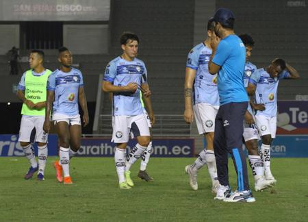 Guayaquil City tendrá bajas para enfrentar a Emelec